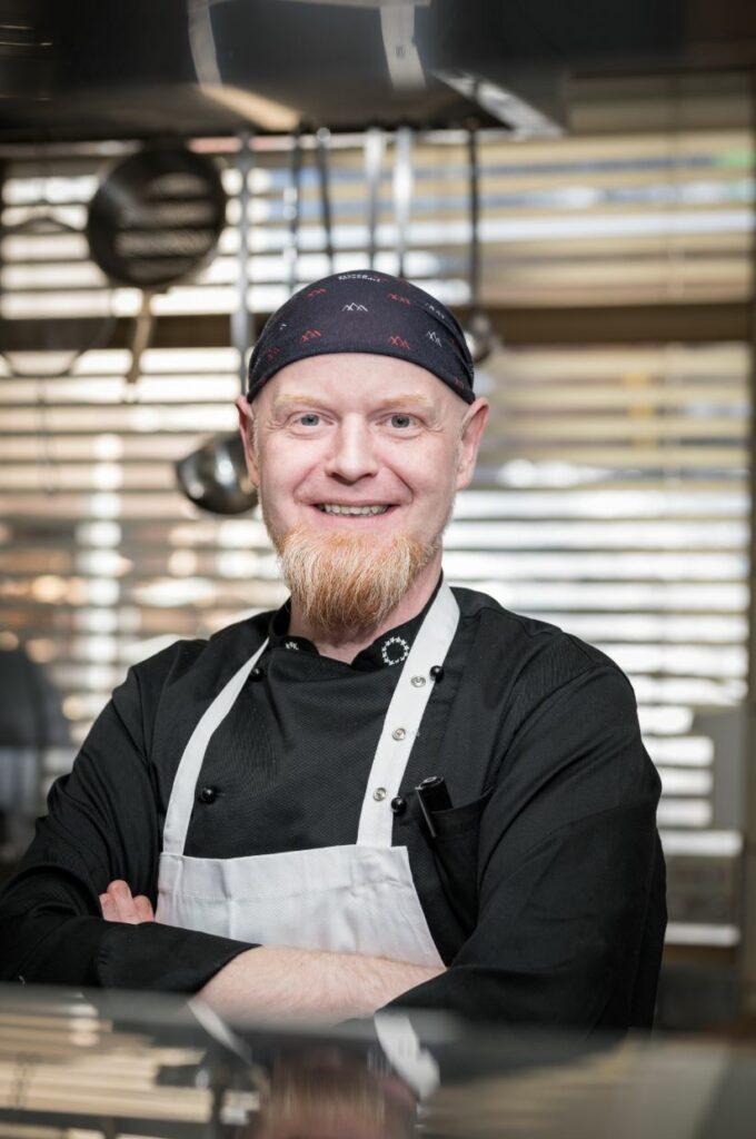 Schwanner Wirt - Chefkoch Michael Egger